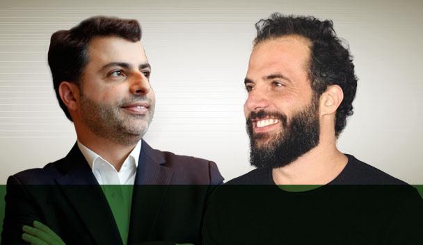 698a26198 Rafael Gouveia e Márcio Callage. A Vulcabras Azaleia ...